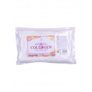 Маска альгинатная с коллагеном укрепляющая ANSKIN Collagen Modeling Mask, 240 гр.