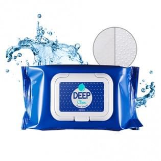 Салфетки для снятия макияжа A'PIEU Deep Clean Scrub Tissue, 25 шт.