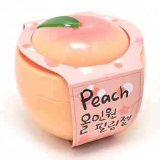 Пилинг-скатка персиковая Все-в-одном BAVIPHAT Peach All-in-one Peeling gel, 100 мл.