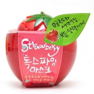 Маска клубничная очищающая Baviphat Urban Dollkiss Strawberry Detoxifying Mask, 130 гр.