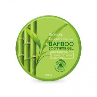 Гель для тела бамбук DEOPROCE Everyday Refresh Bamboo Soothing Gel, 300 мл.