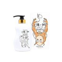 Шампунь с коллагеном Elizavecca CER-100 Collagen Coating Hair Muscle Shampoo, 500 мл.