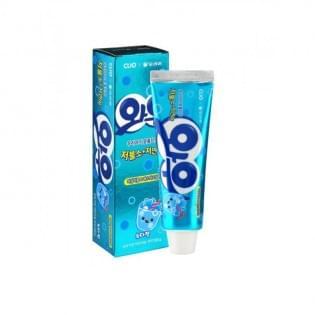 Детская зубная паста Clio Wow Soda taste toothpaste, 100 мл.