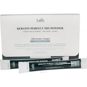Маска для волос с коллагеном и кератином Lador Keratin Mix Powder