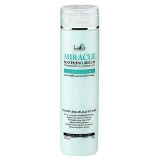 Сыворотка для сухих и поврежденных волос La'dor Miracle Soothing Serum, 250 мл.
