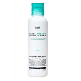 Шампунь для волос кератиновый La'dor Keratin LPP Shampoo, 150 мл.
