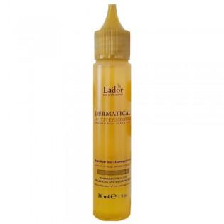 Сывороток пептидная против выпадения волос La'dor DERMATICAL ACTIVE AMPOULE 30 мл.