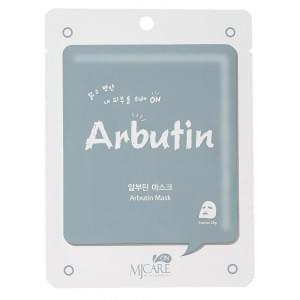 Маска тканевая с арбутином MJ on Arbutin Mask Pack