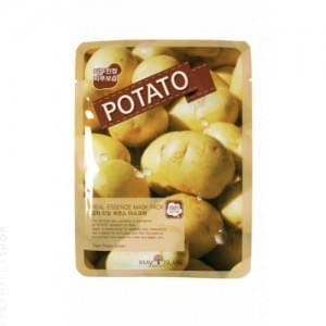 Маска для лица тканевая с картофелем MAY ISLAND Real Essence Potato Mask Pack