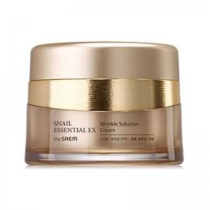 Крем антивозрастной Snail Essential EX Wrinkle Solution Cream 60мл