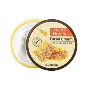 Крем для лица медовый The SAEM CARE PLUS Honey Facial Cream, 200 мл.
