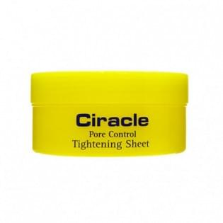 Маска для сужения пор CIRACLE Pore Control Tightening Sheet, 40 шт.
