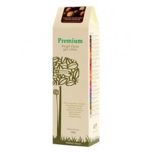 Маникюр для волос (натуральный коричневый) Haken Premium Pearll Pure Gel Color-Macadamia Nature Brown