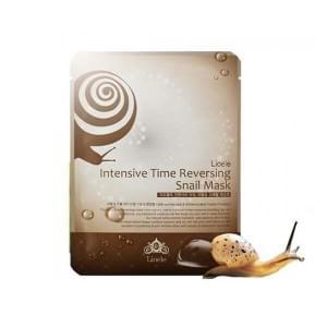 Крем с улиточным муцином (пробник ) Lioele Intensive Time Reversing Snail Cream Pouch
