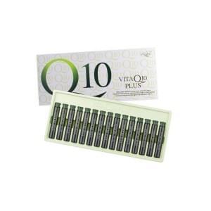 Ампула для лечения сухих и поврежденных волос INCUS Vita Q10 Plus Ampule, 13 мл.