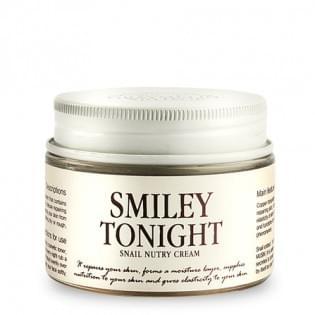 Крем для лица с улиточным муцином GRAYMELIN Smiley Toning Snail Nutry Cream, 50 мл.