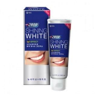 Зубная паста СИЯЮЩАЯ БЕЛИЗНА KERASYS 2080 New Shining White Toothpaste, 100 гр.