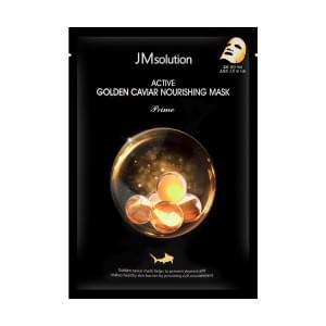 Увлажняющая маска с икрой JMsolution Active Golden Caviar Nourishing Mask Prime