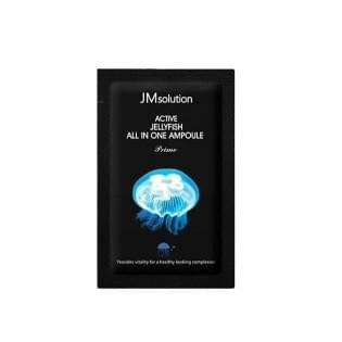 Cыворотка с медузой JMSolution Active Jellyfish All in one Ampoule Prime, 2 мл.