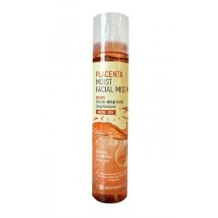 Спрей для лица с плацентой BONIBELLE Placenta Moist Facial Mist, 130 мл.
