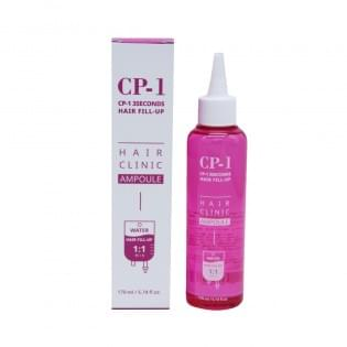 Филлер для волос ESTHETIC HOUSE CP-1 3 Seconds Hair Ringer (Hair Fill-up Ampoule), 170 мл.