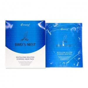 Гидрогелевая маска для лица с ласточкиным гнездом ESTHETIC HOUSE Bird's Nest Revitalizing Hydrogel