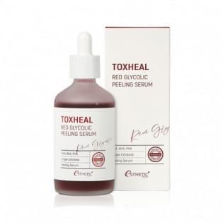 Гликолевая пилинг-сыворотка ESTHETIC HOUSEToxheal Red Glyucolic Peeling Serum, 100 мл.