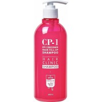 Восстанавливающий шампунь для волос  ESTHETIC HOUSE CP-1 3Seconds Hair Fill-Up Shampoo, 500 мл