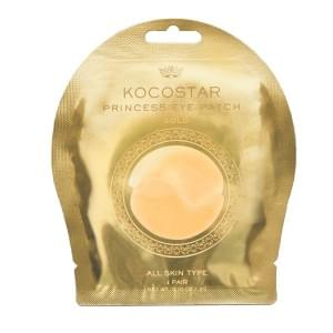 Гидрогелевые патчи для глаз (Золотые) Kocostar Princess Eye Patch (Gold) Single- 1 пара