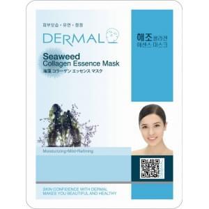 Маска для лица очищающая с морскими водорослями и коллагеном Dermal Seaweed Collagen Essence