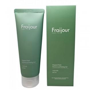 Гель-пилинг для лица с экстрактом полыни Fraijour Original Herb Wormwood Peeling Gel, 150 мл.