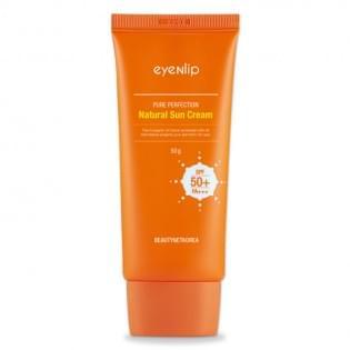 Крем для лица солнцезащитный Eyenlip PURE PERFECTION NATURAL SUN CREAM, 50 мл.