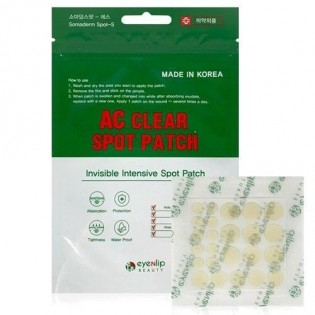 Маски-патчи для проблемной кожи EYENLIP AC CLEAR SPOT PATCH, 24 шт.