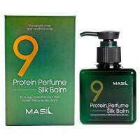 Протеиновый бальзам для волос MASIL 9PROTEIN PERPUME SILK BALM, 180 мл.