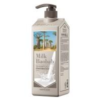 Шампунь для волос MilkBaobab Original Shampoo White Soap, 1000 мл.