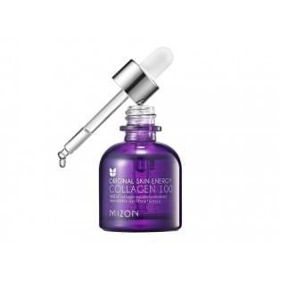 Омолаживающая ампульная сыворотка с коллагеном Mizon Original Skin Energy Collagen 100, 30 мл.