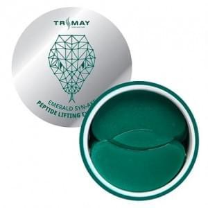 Патчи с пептидом змеи TRIMAY Emerald Syn-Ake Peptide Lifting Eye Patch, 90 шт