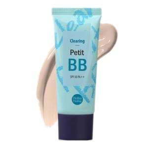 Очищающий ВВ крем с экстрактом масла чайного дерева Holika Holika Clearing Petit BB, 30 мл.