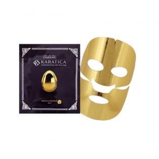 Gold Duck's Egg GDII Foil Mask Дышащая маска из золотой фольги с лецитином