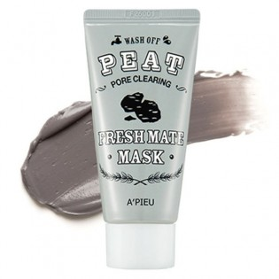 Очищающая маска с торфом A'PIEU Fresh Mate Peat Mask (Pore Clearing), 50 мл.