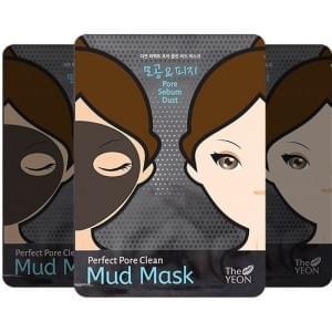 Глиняная Маска для очищения пор The YEON Perfect Pore Clean Mud Mask