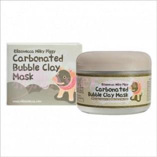 Маска для лица глиняно-пузырьковая Elizavecca Carbonated Bubble Clay Mask, 100 мл.