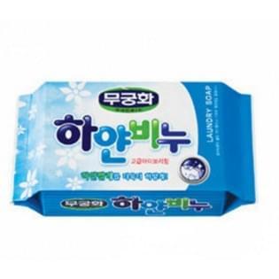 Мыло хозяйственное (белое) White Soap, 230 гр.