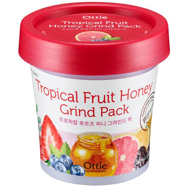 Питательная фруктовая маска