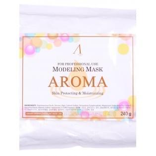 Маска альгинатная антивозрастная питательная ANSKIN Aroma Modeling Mask, 240 гр.