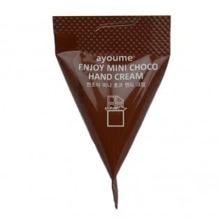 Крем для рук шоколад AYOUME ENJOY MINI CHOCO HAND CREAM