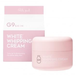 Крем для лица осветляющий G9 WHITE IN WHIPPING CREAM - PALE PINK, 50 мл.