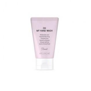 Жидкое мыло для рук Welcos Around Me Oh My Hand Wash Clean Floral 50 мл.