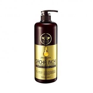 Шампунь для волос Daeng Gi Meo Ri SACHA INCHI GOLD THERAPY SHAMPOO, 1000 мл.