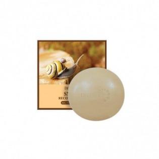 Мыло с улиточным муцином DEOPROCE SOAP (SNAIL), 100 гр.